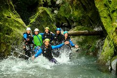 Imagen Queenstown Canyoning Adventure Including Lunch