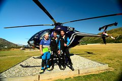 Imagen Queenstown Canyoning Adventure including Helicopter Flight and Lunch