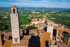 Small Group Tuscany Day Trip From Florence with Chianti, Siena and San Gimignano
