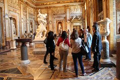 Small-Group Borghese Gallery Tour with Bernini, Caravaggio, and Raphael