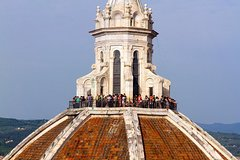 David and Duomo Tour: Early Accademia and Skip-the-Line Dome Climb