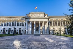 Imagen Skip the Line Prado Museum with & Monumental Madrid City Stroll