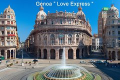 Genoa Day Tour: 4 hours of Wine Food History and Joy