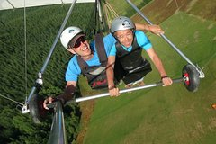 Imagen Coronet Peak Instructional Tandem Hang Gliding