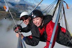 Imagen Coronet Peak Tandem Paragliding and Hang Gliding Combo