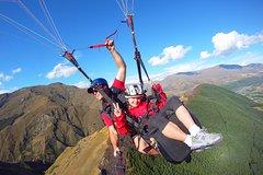 Imagen Coronet Peak Tandem Paragliding Main Take off