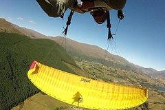 Imagen Coronet Peak Tandem Paragliding Higher Take off - Aerobatic flight