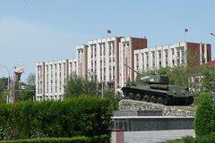 Transnistrian Moldavian Republic: Tiraspol & Bender fortress