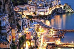 Private Tour: Day Trip Excursion to the Amalfi Coast