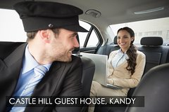 Colombo Airport (CMB) to Castle Hill Guest House Kandy Private Transfer