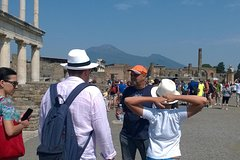 Pompeii private Tour from Sorrento with English Motherlanguage Historic Gui