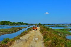 Full-Day Jeep Tour to Karavasta Lagoon from Tirana