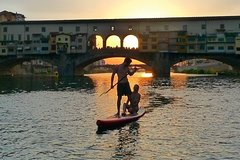 Florence Stand Up Paddle Tour On The River Arno