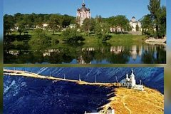 Private Tour to Old Orhei and Curchi Monastery in one day