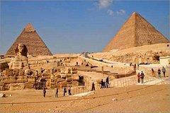 Ver la ciudad,Gran Esfinge,Museo Egipcio,Mezquita de Alabastro