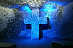 Imagen Private Salt Cathedral of Zipaquirá Tour from Bogotá