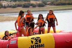 Imagen Multiadventure at Cubillas Lake (Granada)