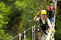 New River Gorge Zip Line Canopy Tour