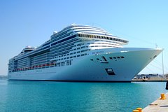 Imagen Private Transfer: Civitavecchia Cruise Terminal to Rome City Center