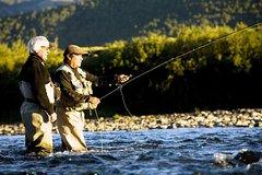 Imagen Programa de 4 días de pesca con mosca en Bariloche