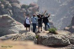 5 Day Tour: Amman Petra Jerash Mount Nebo Shobak Castle Wadi Rum Red & Dead Sea