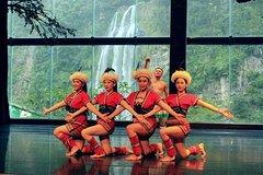 Taiwan Wulai Aboriginal Tribe afternoon Tour (4 people minimum )