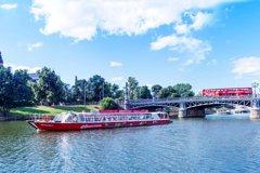 Actividades,Actividades acuáticas,Crucero por Estocolmo,Crucero con paradas libres
