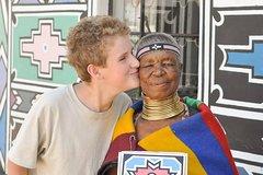 Contrast Tour Including Sandton Alexandra Johannesburg and Soweto