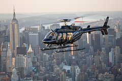New York Helicopter Tour: City Skyline Experience