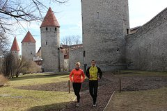 1-Hour Good Morning Tallinn Running Tour