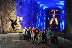 Imagen Private Salt Cathedral of Zipaquira Tour from Bogota with Lunch