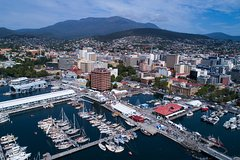 Imagen Private City Sights Half Day Trip from Hobart