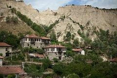 Imagen Melnik and Rozhen Monastery