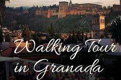 Imagen Small-Group Walking Tour in GRANADA