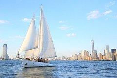 Shearwater Daytime Statue Sail