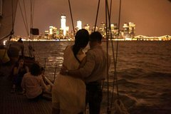 New York City Lights Sail