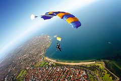 Melbourne Tandem Skydive 14,000ft With Beach Landing