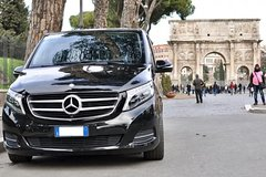 Imagen Private Arrival Rome Transfer Airport FCO to Hotel