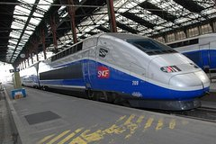 Imagen Private Transfer Paris Hotel to Railways Station