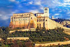Private Transfer Assisi to Rome Airport