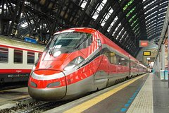 Fast Train E-Tickets from Rome to Florence, Naples, Venice, Milan