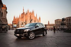 Imagen Private Milan Transfer Linate Airport to Hotel in Milan