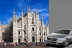 Private Transfer Milan Malpensa MXP or Linate LIN Airport to Milan Hotel