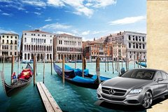 Private Transfer Venice Airport to Venice Mestre Hotel