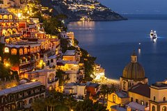 Private Full-Day Tour of Pompei and Amalfi Coast from Rome