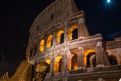 Private Rome by Night Guided Tour