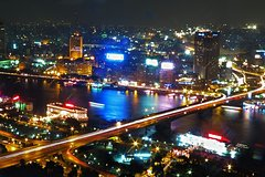 Layover Cairo By Night Tour From Cairo Airport Private Car Transfers