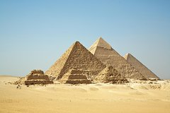 Imagen Day tour to Giza Pyramids and quad bike ride