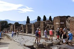 Pompeii Walking Tour - Shared Daily Tour