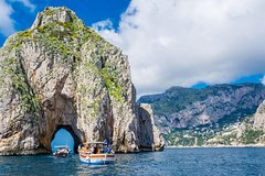 Capri Boat Experience - Small Group Tour
